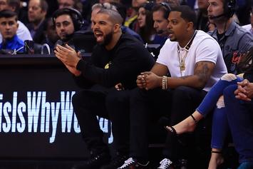 "Drake Teases Being The ""Future Owner"" Of Toronto Raptors"