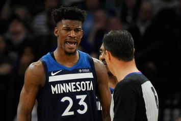 Jimmy Butler Interested In Joining LeBron James On Lakers: Report