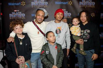 """T.I. Celebrates His Son In Honor Of His Birthday: """"Always On Your Ass About Something"""""""