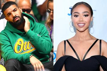 Drake Rumored To Be Dating 18-Yr-Old Model: PDA Picture Drives Fans Nuts