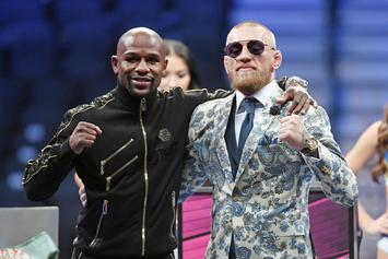 """Conor McGregor Responds To Floyd's Peace Offering: """"F*ck The Mayweathers"""""""