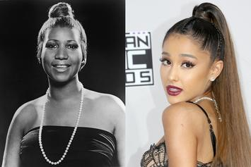 Ariana Grande Will Perform At Aretha Franklin's Funeral