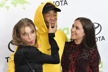 Jaden Smith's Three Style Icons: Tyler, The Creator, Batman & Poseidon