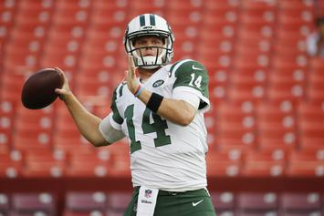 New York Jets' Sam Darnold Becomes Youngest Starting QB In NFL History