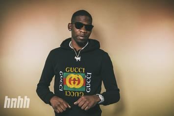 BlocBoy JB Cops Extravagant New VVS Grape Chain