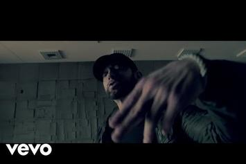 """Eminem Releases New """"Fall"""" Video"""