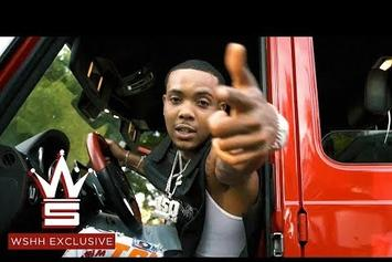 """G Herbo & His Son Mob Out In The """"Bonjour"""" Music Video"""