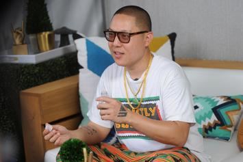 """Eddie Huang Returns To """"Hot Ones"""" With Beast Mentality"""