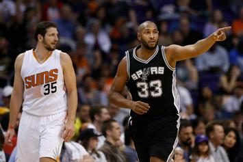 NBA Champion Boris Diaw Retires From Basketball