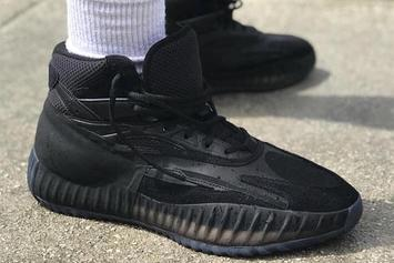 Is This The First Adidas Yeezy Basketball Sneaker?