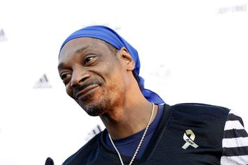"Snoop Dogg To Star In Stoner Comedy ""The Beach Bum"" With Matthew McConaughey"