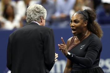 J.K. Rowling, Jemele Hill & Others Call Out Racist Serena Williams Cartoon