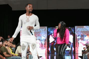 "Safaree Hits The Runway At NYFW Walking To Migos' ""Walk It Talk It"""