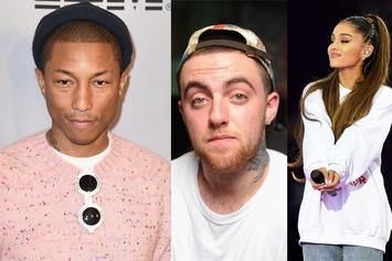 "Pharrell On Mac Miller & Ariana Grande: ""Everything Is Led By Emotion"""