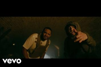 """Eminem Connects With Joyner Lucas In """"Lucky You"""" Video"""
