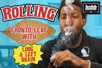 "Left Brain Recalls Getting So High He Hallucinated On ""How To Roll"""