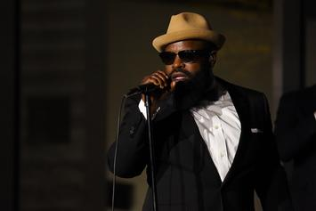 "Black Thought Jokes About Driving With Kanye West In His Trunk On ""The Tonight Show"""