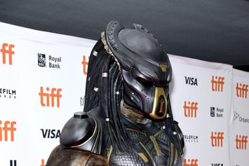 """The Predator"" Opens Up At No. 1 Domestically"