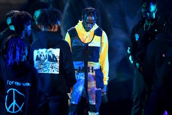 "Travis Scott On Frank Ocean After Cease & Desist Report: ""Someone I Call Family"""