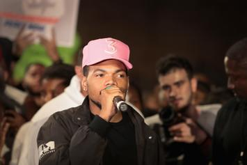 "Chance The Rapper Teases The Arrival Of ""Good Ass Job"" Album With Kanye West"