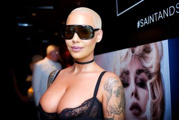 "Amber Rose Calls Wiz Khalifa's Girlfriend Winnie Harlow ""A F**king Sweetheart"""