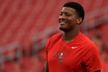 Jameis Winston Reportedly Sued Over Alleged Uber Assault