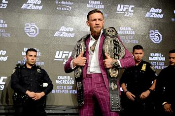 Conor McGregor Signs 6-Fight Deal With UFC: Report