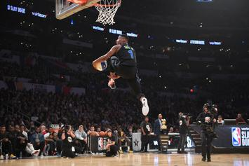 Dennis Smith Jr. Says He Won't Do Dunk Contest: 'Not With The Gimmicks'