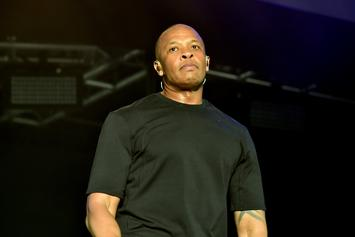 "Apple CEO Reportedly Pulls Dr. Dre TV Series Over ""Adult Content"""