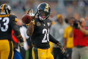James Harrison Advises Le'Veon Bell To Sign With Steelers And Fake An Injury