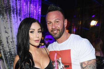 JWoww Of MTV's Jersey Shore Files For Divorce From Husband