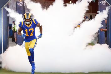Rams' Robert Woods' Home Burglarized During Thursday Night Football Game