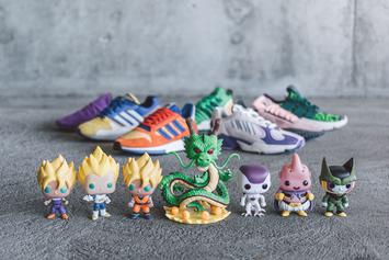 Full Dragon Ball Z x Adidas Sneaker Collection Unveiled