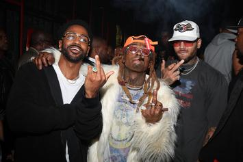 "Big Sean ""Can't Wait To Drop More Classics"" With Lil Wayne & Chris Brown"