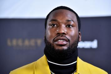 "Meek Mill's ""Billboard"" Impact Award Acceptance Speech Inspires In Its Honesty"