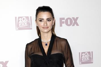 "Penelope Cruz Describes Harvey Weinstein As ""Complicated"""