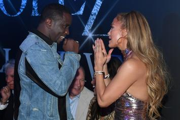 Jennifer Lopez Serenades Ex-Boyfriend Diddy In Front Of New Lover