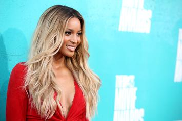 "Ciara Shares Perky Shots Of Cosmopolitan Cover & Reveals How She Stays ""Sexy"""