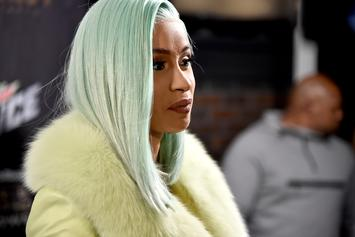 Cardi B Hit With 2 Criminal Charges In Strip Club Brawl Case After Turning Herself In