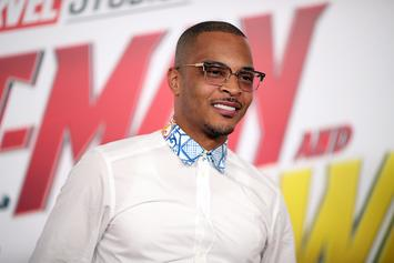 "T.I. Supports Kanye West's ""Horribly-Worded"" 13th Amendment Comment"