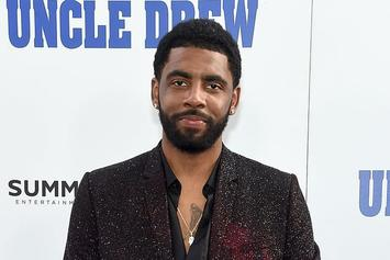 """Kyrie Irving Apologizes For Flat Earth Comments: """"I'm Sorry About All That"""""""