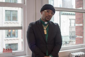 """CyHi The Prynce Threatens To End Joe Budden's """"Rap & Podcast Career"""" In Battle"""