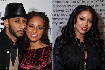 "Swizz Beatz' Ex-Wife Mashonda On ""Homewrecker"" Alicia Keys & Co-Parenting"