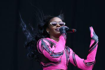 Azealia Banks Shares Daring Booty Pics & Previews Busta Rhymes Collaboration