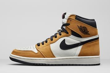 """Air Jordan 1 """"Rookie Of The Year"""" Inspired By MJ's ROY Outfit: Release Info"""