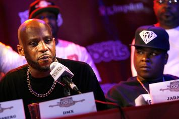 Jadakiss Reps DMX With Nostalgic Ruff Ryders Throwback