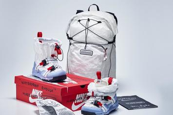 Tom Sachs x Nike Mars Yard Overshoe: Official Images