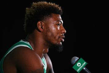 Marcus Smart, J.R. Smith Fined For On-Court Altercation