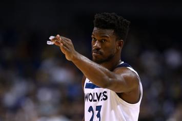 Jimmy Butler Returns To Minnesota, Reiterates Trade Demands: Report