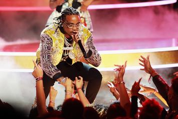 Quavo Mocks Nicki Minaj Using Impersonator At Album Release Party